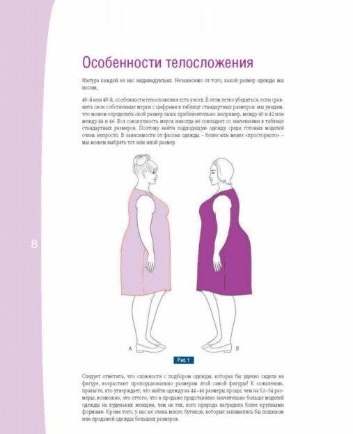 fea3aad53de Женская одежда больших размеров. Конструирование и моделирование — фото ...