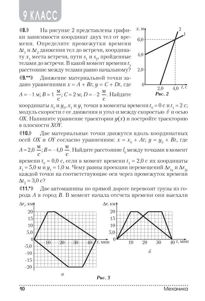 решебник по физике капельян аксенович