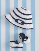 Милые шапочки и пинетки для малышей — фото, картинка — 5