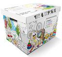 Коробка для хранения (400х300х300 мм) — фото, картинка — 1