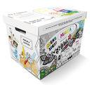 Коробка для хранения (400х300х300 мм) — фото, картинка — 3