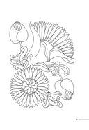 Полная энциклопедия восточных узоров. Вышиваем, рисуем, декорируем — фото, картинка — 6