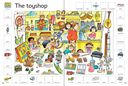 First Thousand Words in English. Sticker Book — фото, картинка — 1