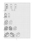Большая тетрадь заданий по обводке и письму — фото, картинка — 4