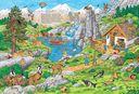 Жизнь животных. Виммельбух. Книжка-картинка — фото, картинка — 4