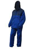 Костюм влаговетрозащитный (р. 50; рост 182 см; сине-васильковый) — фото, картинка — 1