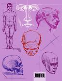 SketchBook. Визуальный экспресс-курс по рисованию. Рисуем человека (Фиолетовый) — фото, картинка — 5