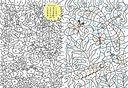Мир динозавров. Цвета, символы, номера — фото, картинка — 2