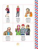Английский словарь для малышей в картинках — фото, картинка — 7