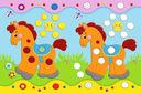 Домик. Развивающие наклейки для малышей — фото, картинка — 2