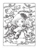 Иллюзинариум. Арт-раскраска для взрослых — фото, картинка — 12