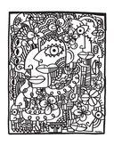 Иллюзинариум. Арт-раскраска для взрослых — фото, картинка — 6