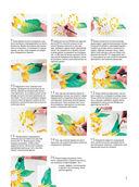 Нарисуй цветы в стиле модерн акварелью по схемам — фото, картинка — 2