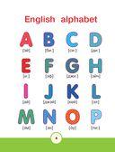 Английский букварь с 2-х лет в картинках — фото, картинка — 4