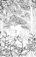 Загадочный лес. Мини-раскраска-антистресс для творчества и вдохновения — фото, картинка — 13
