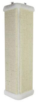 Когтеточка с креплением на стену (56х11 см; белая) — фото, картинка — 1