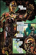 Звёздные войны. C-3PO. Фантомная конечность — фото, картинка — 3