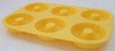 Форма силиконовая для выпекания кексов (240х163х23 мм) — фото, картинка — 1