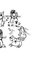 Жизнь котиков в большом городе — фото, картинка — 11
