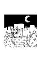 Жизнь котиков в большом городе — фото, картинка — 12