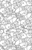Жизнь котиков в большом городе — фото, картинка — 8