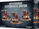 Warhammer 40.000. Adeptus Mechanicus. Kataphron Battle Servitors (59-14) — фото, картинка — 1