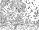 Волшебный зоопарк. Прятки, загадки и раскраски — фото, картинка — 1