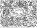 Волшебный зоопарк. Прятки, загадки и раскраски — фото, картинка — 2