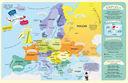 Мой первый атлас Европы (+ наклейки) — фото, картинка — 1