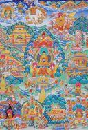 Буддийские притчи. Пять жизней на пути свободы (красная) — фото, картинка — 11