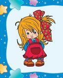 Раскраска для девочек. Маленькие модницы — фото, картинка — 4