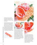 Розы из шелковых лент и органзы. Объемная вышивка — фото, картинка — 5