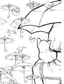 Кототерапия. Раскраска-антистресс для творчества и вдохновения — фото, картинка — 10