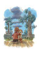 Синие листья. Сказки и рассказы — фото, картинка — 2