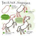Как нарисовать лошадку и пони — фото, картинка — 2