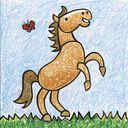 Как нарисовать лошадку и пони — фото, картинка — 3