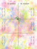 Мой личный дневник на 3 года (цветочный) — фото, картинка — 16