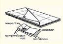 Тент (6х10 м; ПВД) — фото, картинка — 3