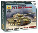 Немецкий средний танк Pz.V Ausf. A Panther (T-V A