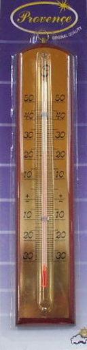 Термометр комнатный в деревянном корпусе (арт. 410016) — фото, картинка — 1