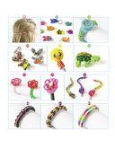 Радужки. Плетеные фигурки и браслеты — фото, картинка — 2