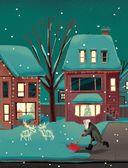Один дома. Новогодняя история — фото, картинка — 2