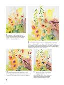 Нарисуй цветы акрилом по схемам — фото, картинка — 3