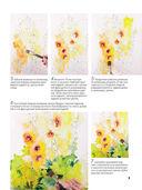 Нарисуй цветы акрилом по схемам — фото, картинка — 2