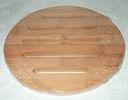 Подставка под горячее бамбуковая (175х175х10 мм) — фото, картинка — 1