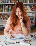 Маркеры! Рисуем яркие скетчи с Лизой Красновой — фото, картинка — 8