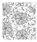 Я люблю раскрашивать цветы — фото, картинка — 12