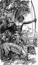 Тарзан из племени обезьян. Возвращение Тарзана. Тарзан и его звери — фото, картинка — 4