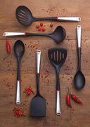 Лопатка кухонная пластмассовая (350 мм; арт. 63816401) — фото, картинка — 1